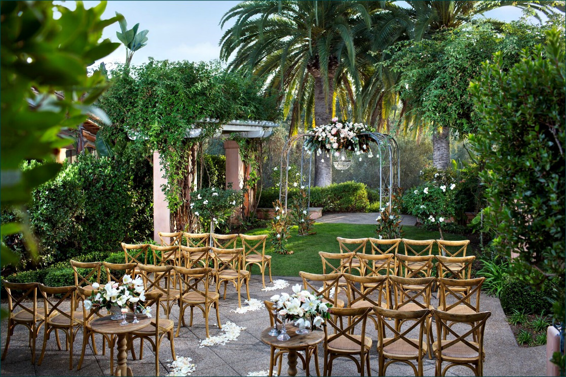 Furniture Rental For Wedding Ceremony And Reception